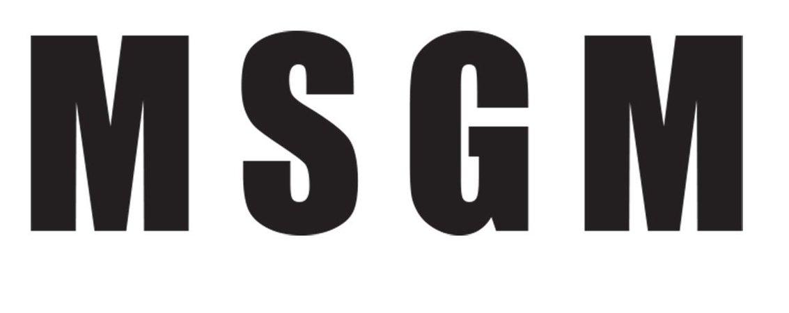 MSGM logo