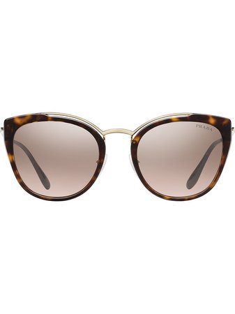 Prada Eyewear Prada Cinéma Sunglasses - Farfetch
