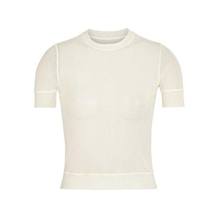 Summer Mesh T-Shirt - Bone | SKIMS