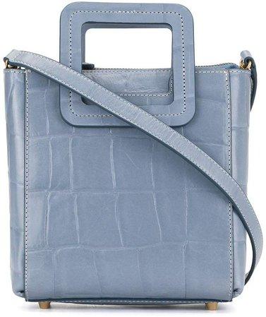 square style tote bag