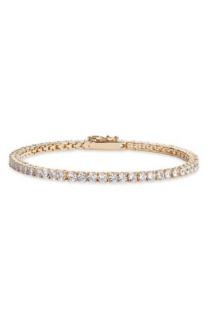 Nordstrom Cubic Zirconia Tennis Bracelet | Nordstrom