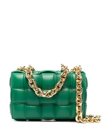 Bottega Veneta The Chain Cassette Shoulder Bag - Farfetch