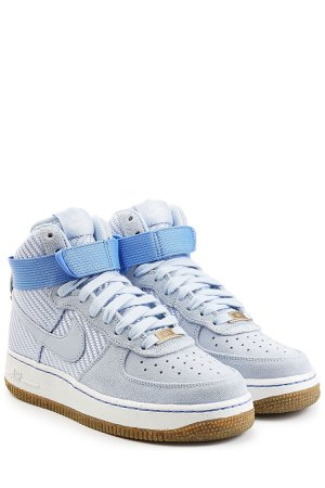 Airforce 1 Suede High Top Sneakers Gr. US 6.5