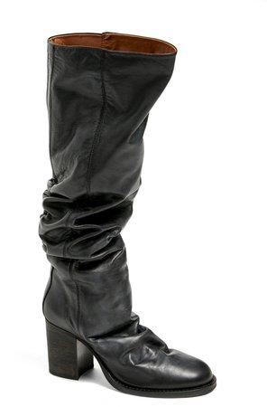 Elle Slouch Knee High Boot