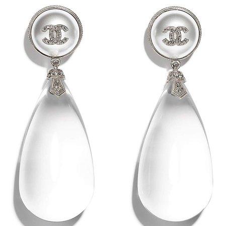 Chanel Droplet Earrings