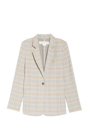 Treasure & Bond Menswear Plaid Blazer | Nordstrom
