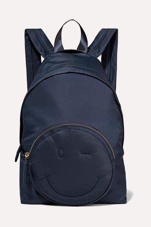 Chubby Shell Backpack - Navy