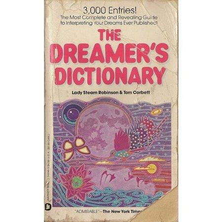 dreamer's dictionary book