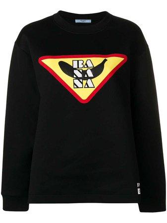 Prada Banana Sweatshirt - Farfetch