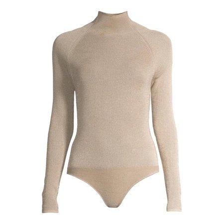 Scoop - Scoop Women's Shine Turtleneck Bodysuit - Walmart.com - Walmart.com