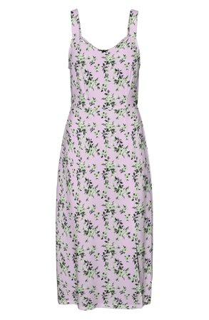 VERO MODA Sleeveless Floral Print Dress | Nordstrom