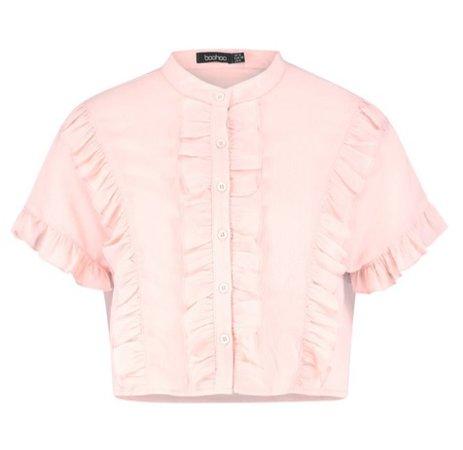 Pastel blouse Boohoo