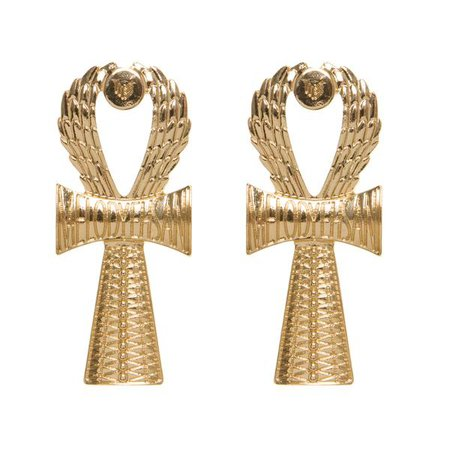 ME. Ankh Earrings - Melody Ehsani