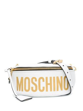 Moschino Pochete Com Estampa De Logo - Farfetch