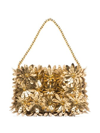 Vanina L'Inflorescence baguette shoulder bag - FARFETCH