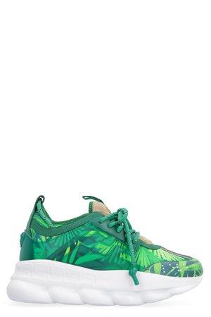 Versace Chain Reaction Low-top Sneakers