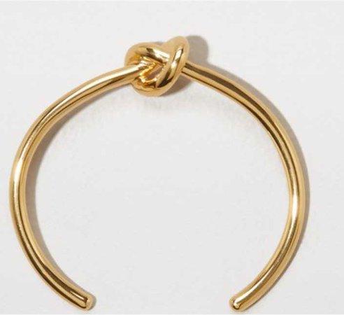 celine knot bracelet