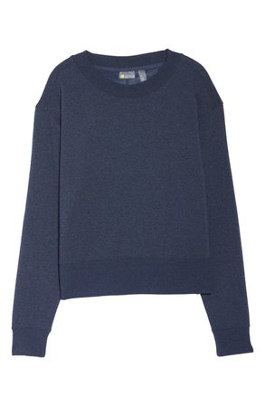 Zella Nola Amazing Fleece Sweatshirt | Nordstrom