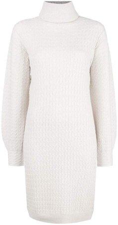 basic knitted dress