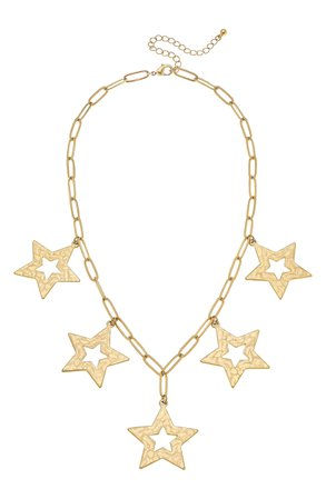 Canvas Jewelry Nova Statement Necklace | Nordstrom
