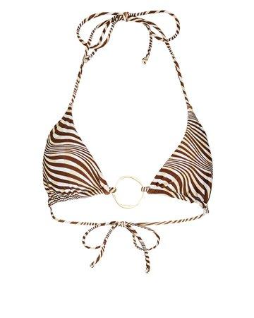 Cult Gaia Claudia Bikini Top | INTERMIX®