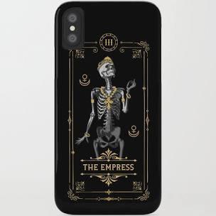 the empress tarot phone cover