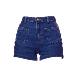denim shorts @dreamkiss-official
