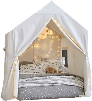 Tent Fantasy Bed | Bed & Canopy | Decorist