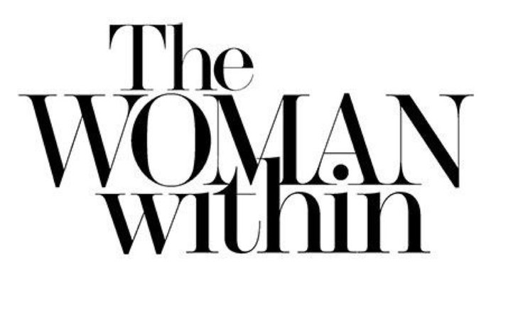 the woman within text