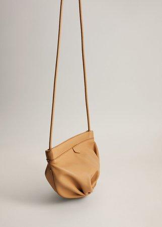 Knot cross-body bag - Women | Mango USA