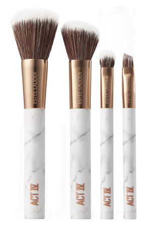 1 brush Estée Lauder Act IV Brushed by Fame Makeup Brush Set (Limited Edition) | Nordstrom
