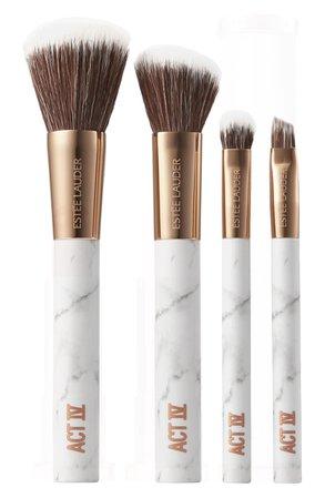 1 brush Estée Lauder Act IV Brushed by Fame Makeup Brush Set (Limited Edition) | Nordstrom