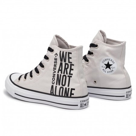 CONVERSE WE ARE NOT ALONE WHITE