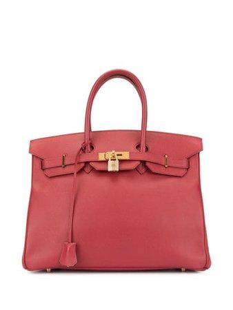Hermès Pre-Owned Sac à Main Birkin 35 - Farfetch