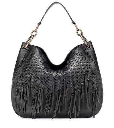 Large Intrecciato Hobo shoulder bag