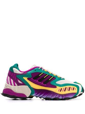 Adidas Colour Block Design Sneakers Ss20 | Farfetch.com