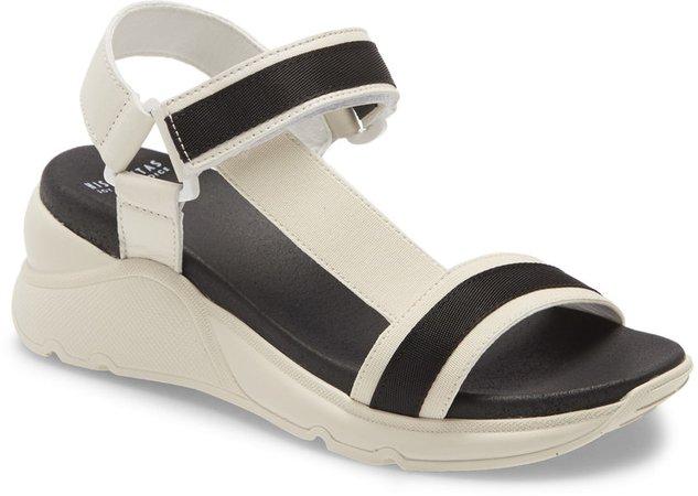 Brenda Platform Wedge Sandal