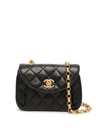 Chanel Pre-Owned 1992 Bijoux Flap Shoulder Bag - Farfetch