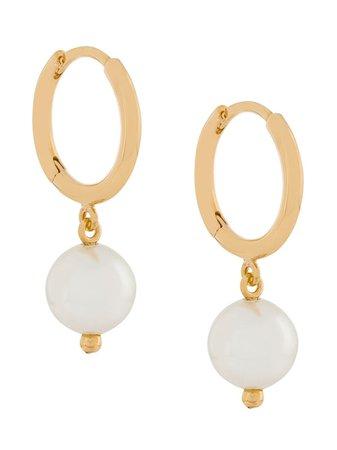 Simone Rocha Small Pearl Earrings - Farfetch
