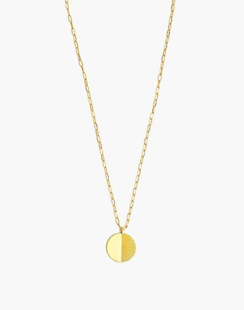 Sunsetter Pendant Necklace