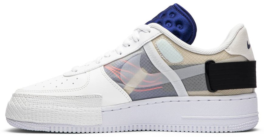 Air Force 1 Low Drop Type 'Summit White' - Nike - CI0054 100 | GOAT
