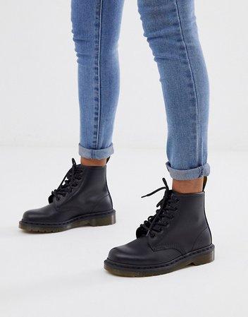 Dr Martens 101 6 Eye Boots | ASOS