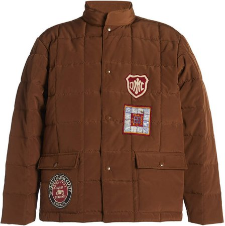 BODE British Columbia Puffer Jacket
