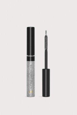 Glitter Mascara/Eyeliner - Silver