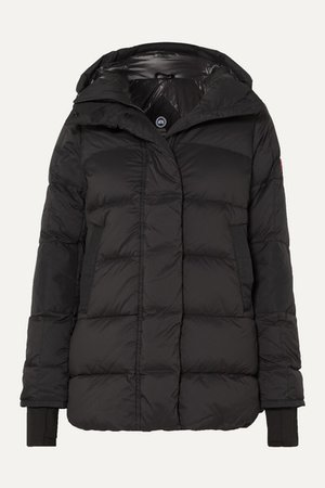 Canada Goose | Alliston hooded quilted shell down jacket | NET-A-PORTER.COM