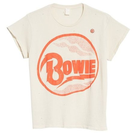 Men's Madeworn David Bowie Graphic T-Shirt