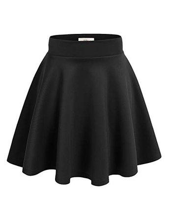 skater skirt 30 black