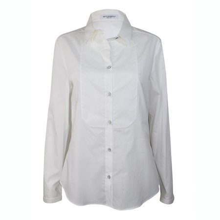 Viktor & Rolf Long Sleeve Button-Up Top | Muse Boutique Outlet – Muse Outlet