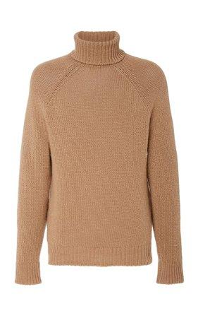 Cashmere Turtleneck Sweater by Ralph Lauren | Moda Operandi