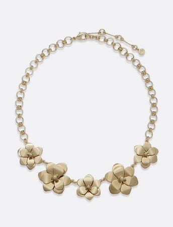 Magnolia Statement Necklace – Draper James